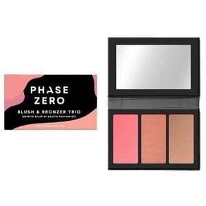 Phase Zero Blush and Bronzer Trio